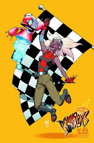 Psycho Bonkers #1 (10 Copy Cover)