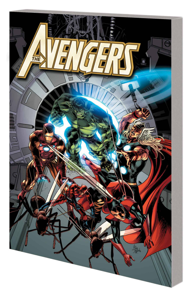Avengers by Hickman Vol. 4 (Complete Collection)