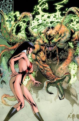 Vampirella #24 (11 Copy Castro Virgin Cover)
