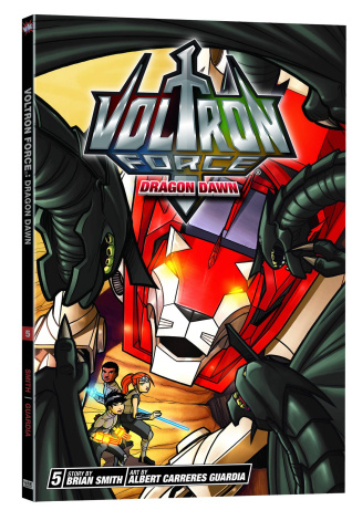 Voltron Force Vol. 5: Dragon Dawn