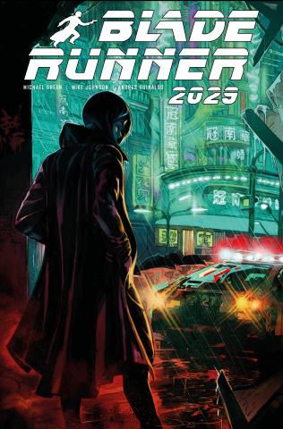Blade Runner 2029 #1 (Dagnino Cover)