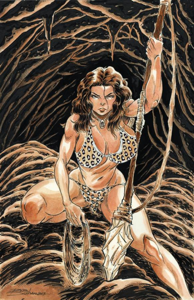 Cavewoman: Sea Monsters (Special Edition)