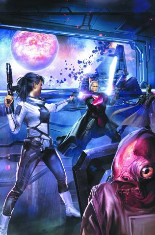 Star Wars: Legacy II #4