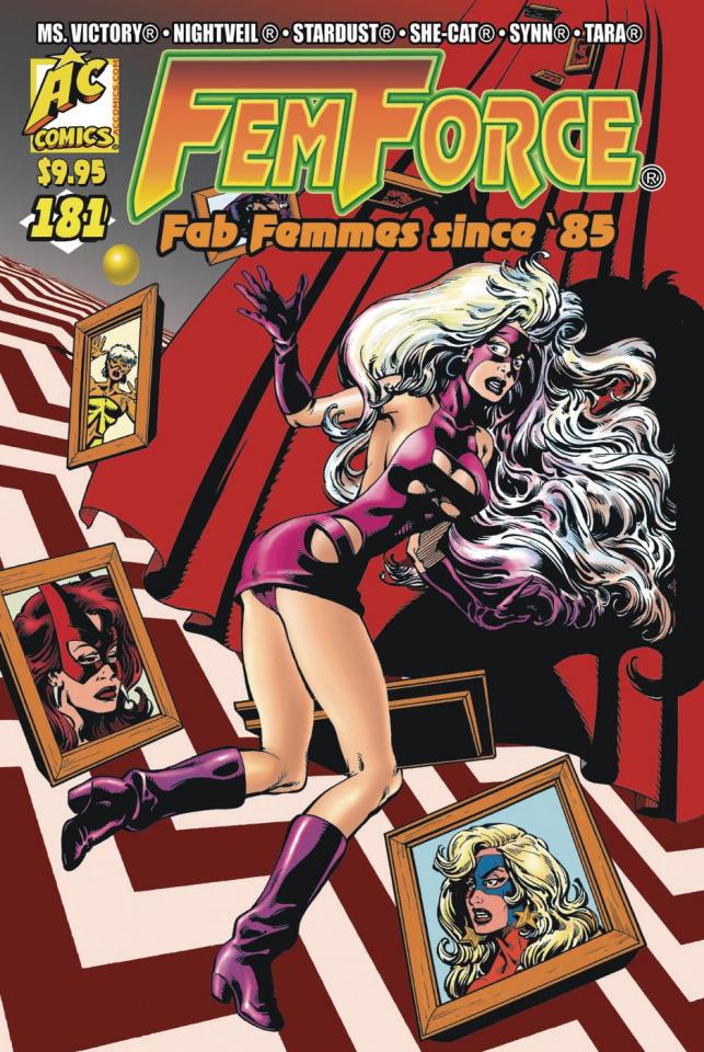 FemForce #181