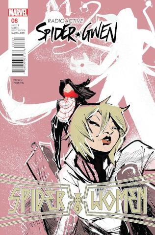 Spider-Gwen #8 (Rodriguez Cover)