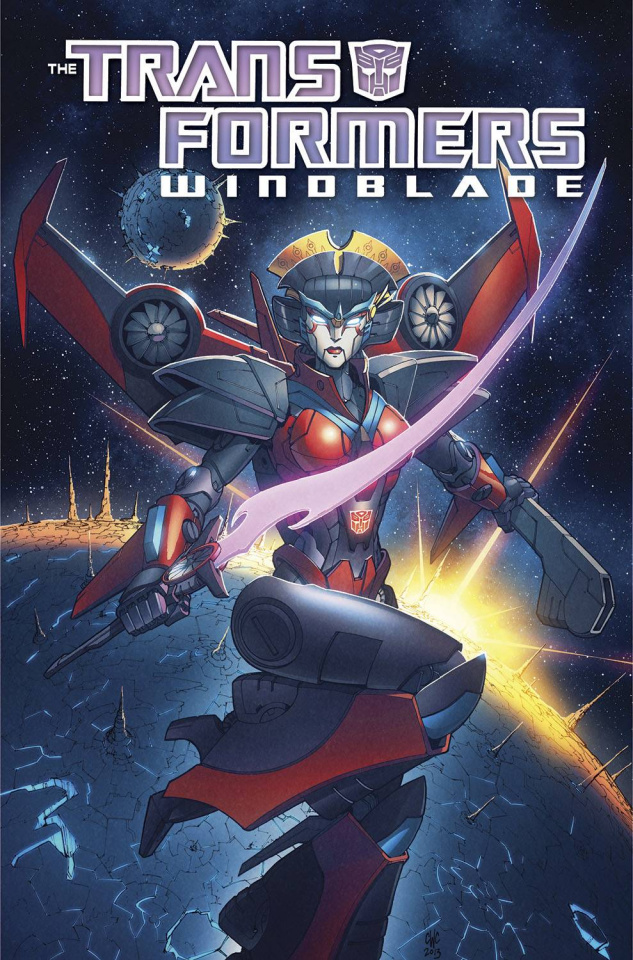 The Transformers: Windblade