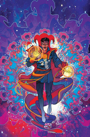 Doctor Strange: Mystic Apprentice #1 (Ward Cover)