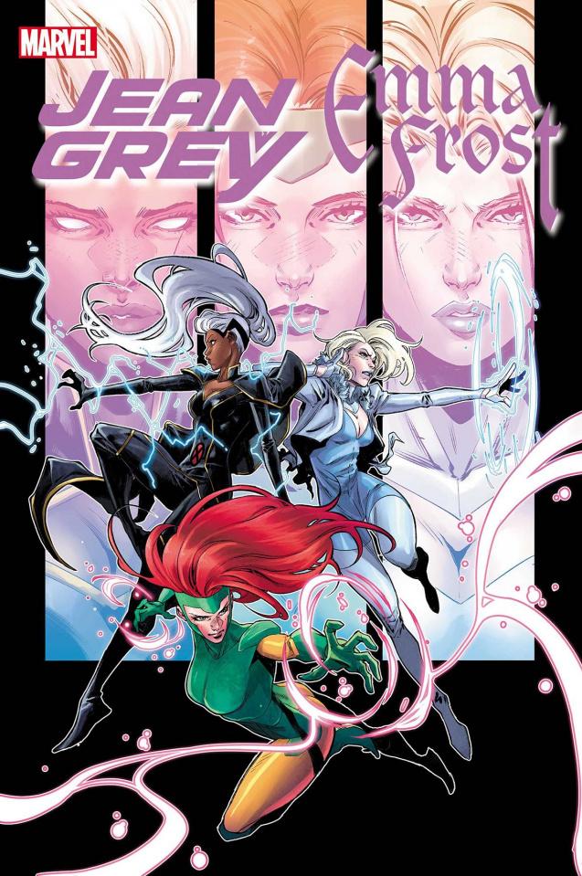 Giant Size X-Men: Jean Grey & Emma Frost #1 (Coello Cover)