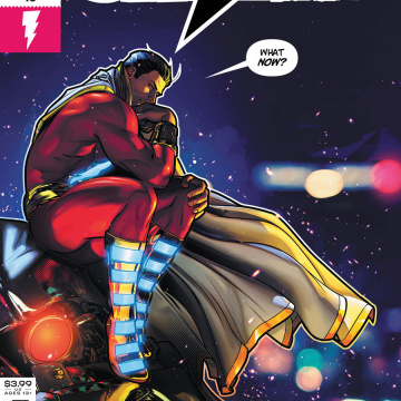 Shazam! #15 (Brandon Peterson Cover)