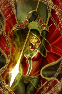 The Magdalena #3 (Spawn Month Cover)