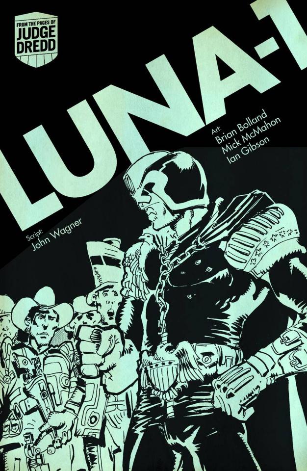 Judge Dredd Digest: Luna-1