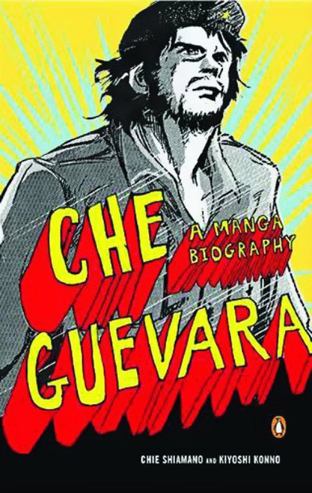 Che Guevara Graphic Biography Putnam Edition