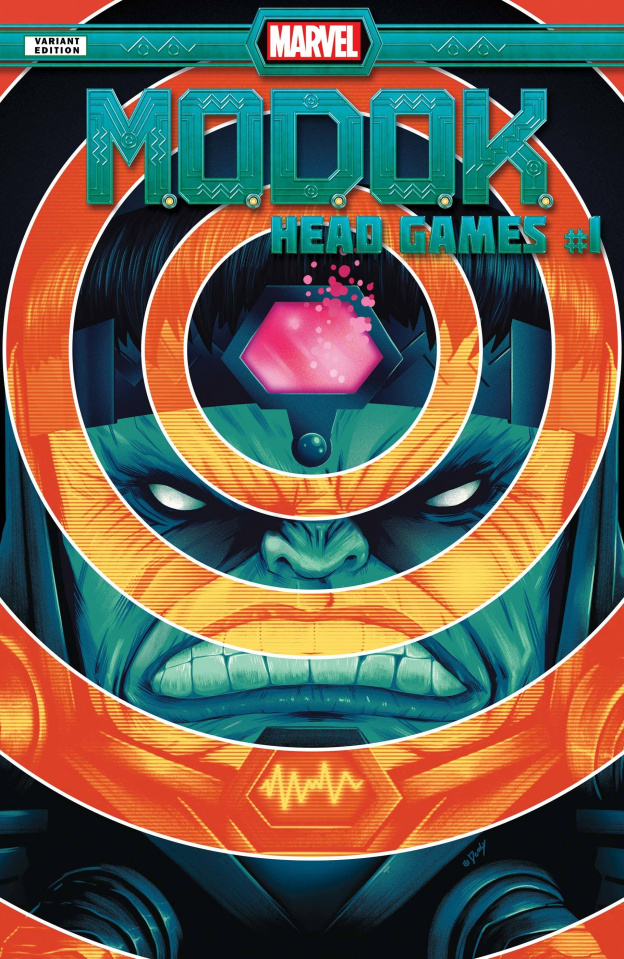 M.O.D.O.K.: Head Games #1 (Doaly Cover)