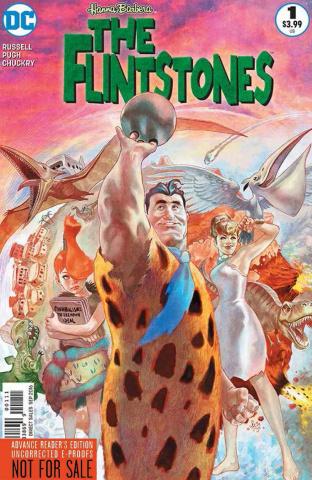 The Flintstones #1