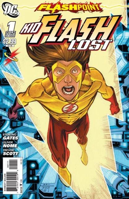 Flashpoint: Kid Flash, Lost #1