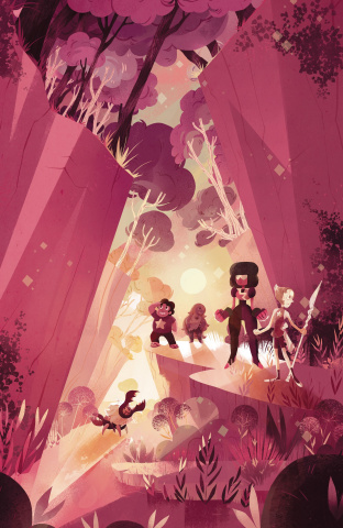 Steven Universe #10 (Subscription Dombois Cover)