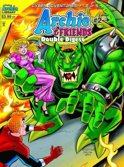 Archie & Friends Double Digest #2