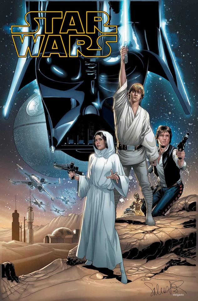 Star Wars: Covers #1 (True Believers)
