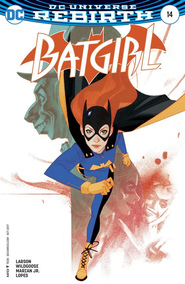 Batgirl #14 (Variant Cover)