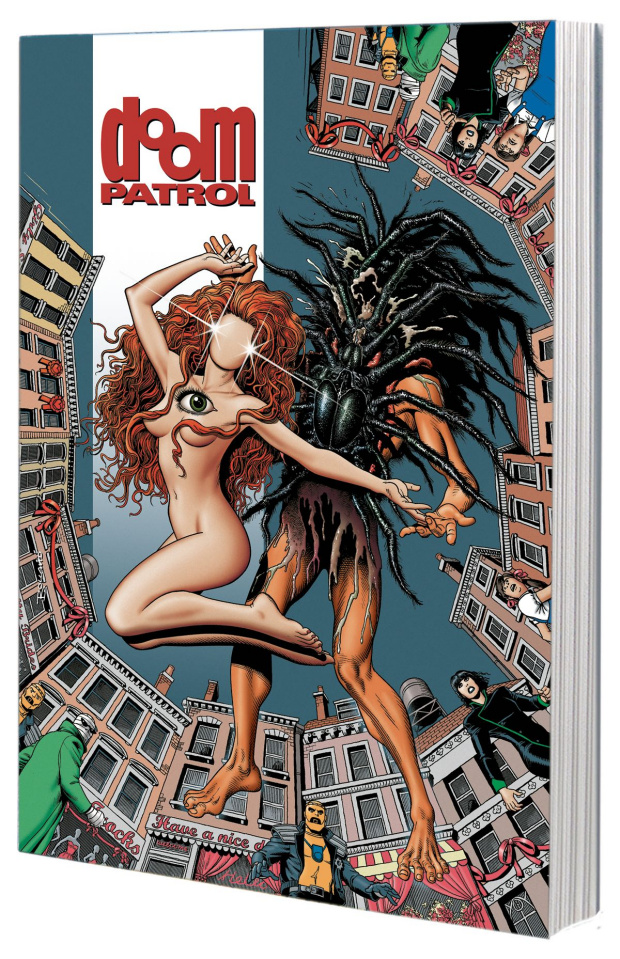 Doom Patrol Book 2