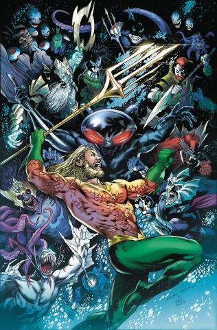 Aquaman #42: Drowned Earth