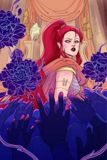 Red Sonja #2 (Rare Sauvage Virgin Cover)