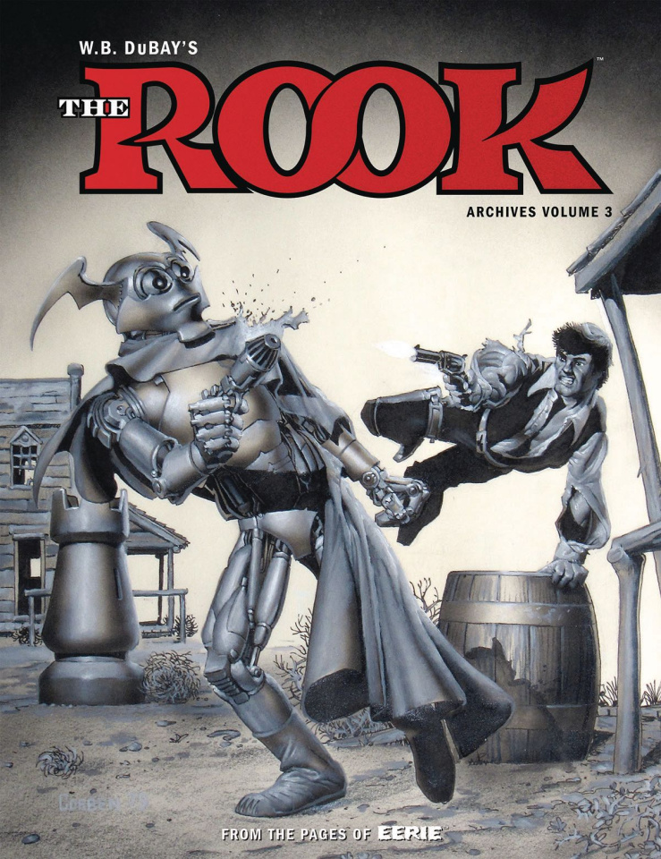 The Rook Archives Vol. 3