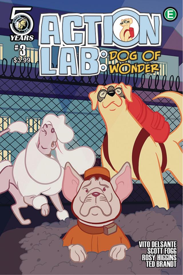 Action Lab: Dog of Wonder #3