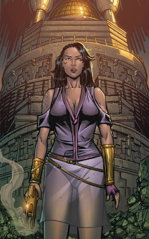 Arkworld #1 (Leister Cover)