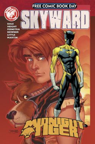 Skyward / Midnight Tiger (Free Comic Book Day 2014)