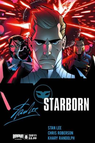 Stan Lee's Starborn #8