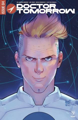 Doctor Tomorrow #4 (Lafuente Cover)