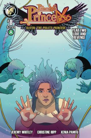 Princeless: Raven, the Pirate Princess - Year 2 #8