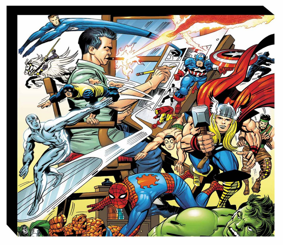 The Legacy of Jack Kirby