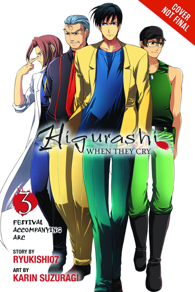 Higurashi: When They Cry Vol. 24: Festival Accompanying Arc