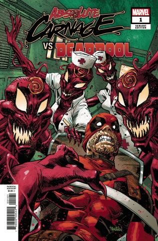 Absolute Carnage vs. Deadpool #1 (Panosian Cover)