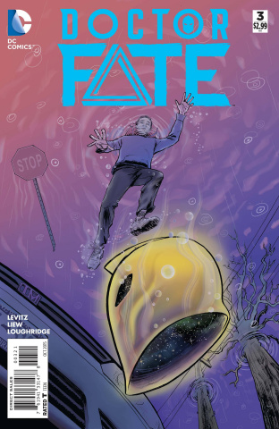 Doctor Fate #3 (Variant Cover)