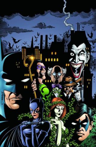 DC Comics Presents: Batman - Arkham #1