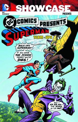 Showcase Presents DC Comics Presents Vol. 2