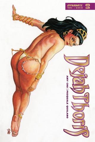 Dejah Thoris #1 (Cho Cover)