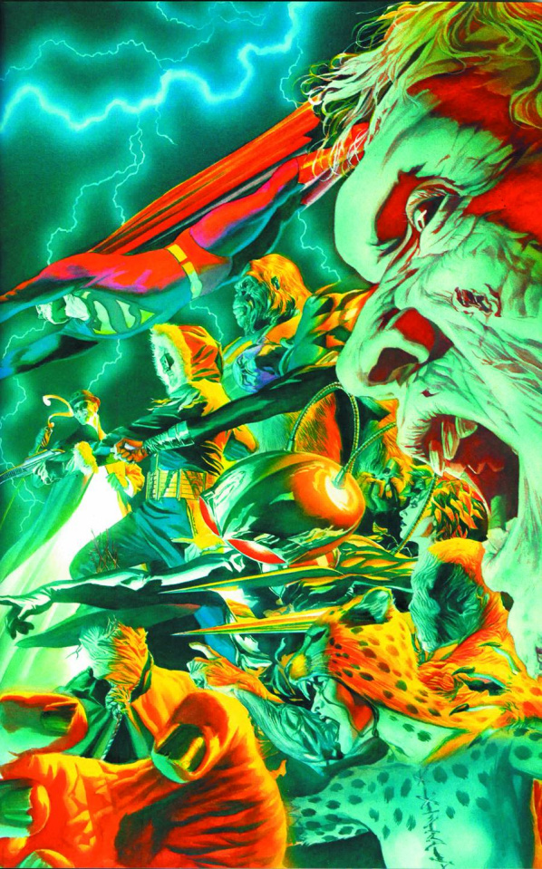 Necessary Evil: The Villains of the DC Universe