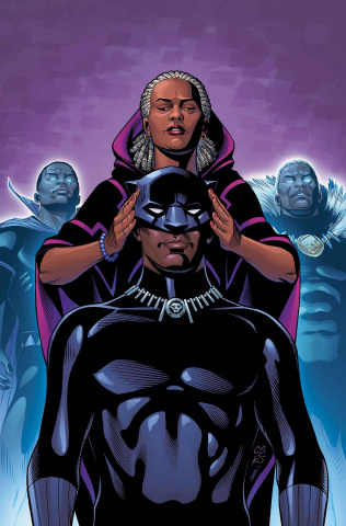 Rise of the Black Panther #1 (Sprouse Cover)