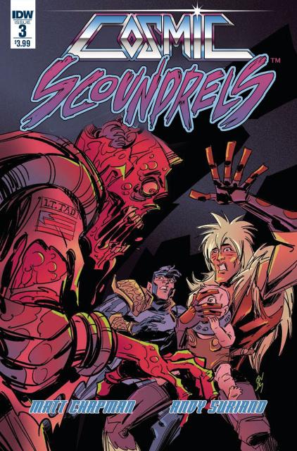 Cosmic Scoundrels #3