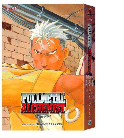 Fullmetal Alchemist Vol. 2 (3-in-1 Edition)
