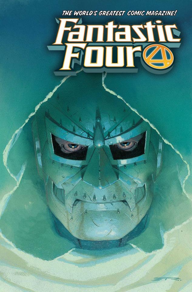 Fantastic Four Vol. 3: The Herald of Doom