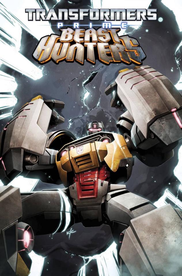 Transformers Prime: Beast Hunters Vol. 2