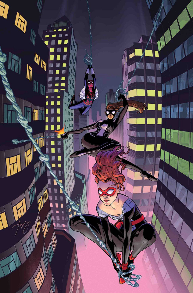 Spider-Girls #1 (Reeder Cover)
