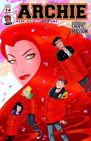 Archie #14 (Derek Charm Cover)