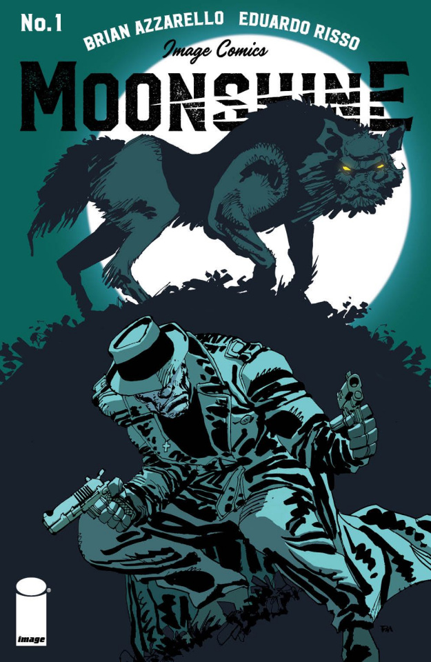 Moonshine #1 (Miller Cover)