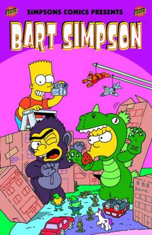 Bart Simpson Comics #61